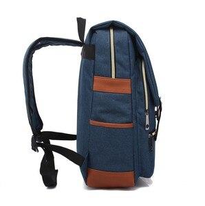 Image 4 - [Livraison directe] 2018 mode Preppy Style sacs décole adolescent étudiants femmes nouveaux hommes sacs grande capacité sacs à dos dordinateur portable (A013)