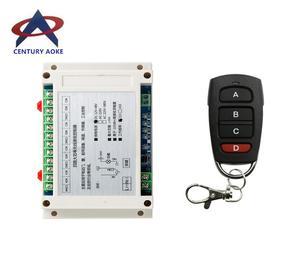 Image 1 - DC 12V  24V 36V  48V 10A 4CH 30A  RF switch Wireless Remote lighting  Control  power switch