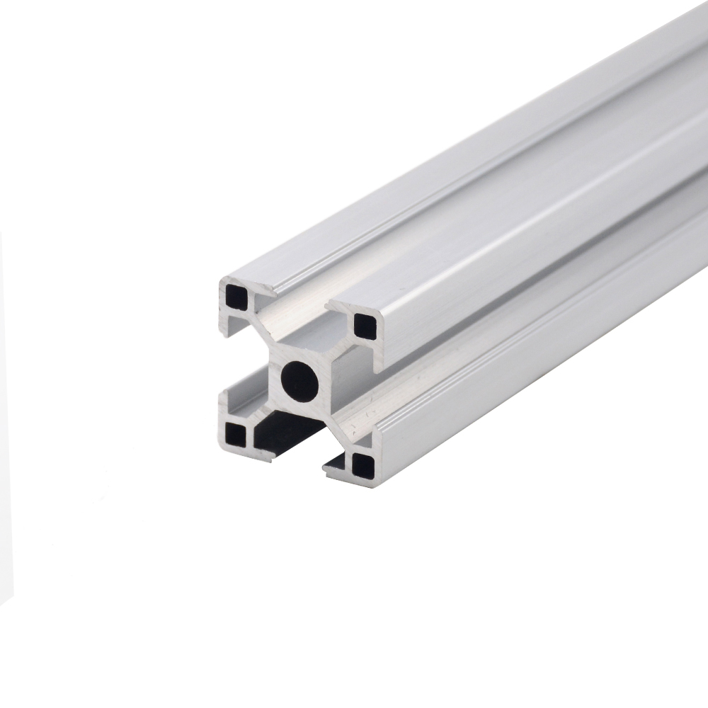 3030 Aluminum Profile 300 350 400 450 500 550 600mm Linear Rail Aluminum Profile Extrusion 3030 Extrusion CNC 3D Printer Parts