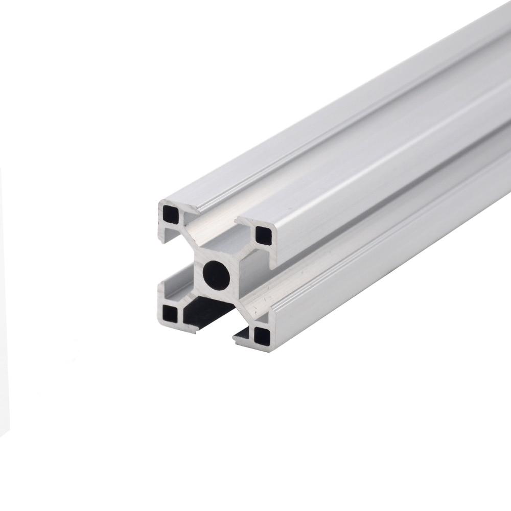 3030 Aluminum Profile 300 350 400 450 500 550 600mm Linear Rail Aluminum Profile Extrusion 3030 Extrusion CNC 3D Printer Parts3030 Aluminum Profile 300 350 400 450 500 550 600mm Linear Rail Aluminum Profile Extrusion 3030 Extrusion CNC 3D Printer Parts