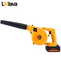 20V Lithium Battery Cordless Blower Electric Air Blower