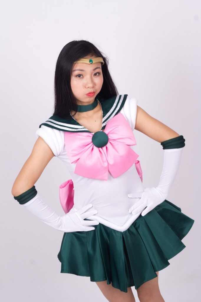 Sexy sailor jupiter that