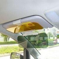 자동차 태양 그늘 고글 자동 선글라스 쉴드 플립 자동차 태양 바이