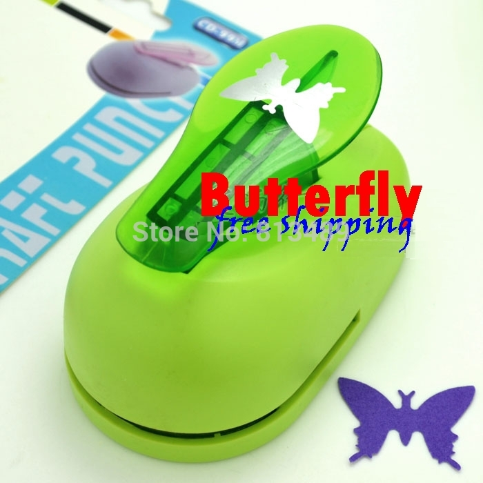 New Arrvial extra large butterfly punches limited edition large craft punches decorative hole punch very beautiful puncher new mf8 eitan s star icosaix radiolarian puzzle magic cube black and primary limited edition very challenging welcome to buy