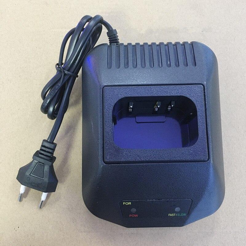 Honghuismart la batterie chargeur pour Kenwood TK3207, TK3207G, TK2207, TK2207G, TK3307 etc talkie walkie pour KNB-29N Ni-MH batterie