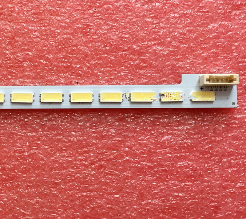 5pcs570mm LED Backlight Lamp Strip 64leds For 46EL300C 46HL150C 46-LEFT LJ64-03495A LTA460HN05 46 Inch TV LCD Monitor High Light