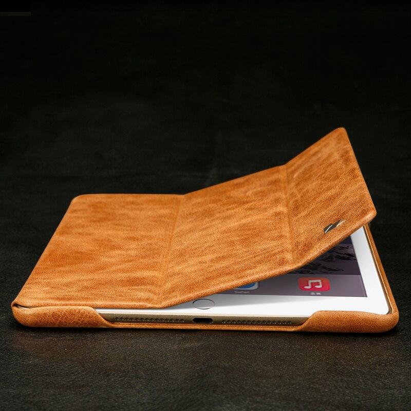Jisoncase balik kasus untuk ipad air 1 ipad air 2 smart cover mewah - Aksesori tablet - Foto 5