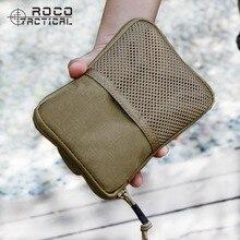 ROCOTACTICAL EDC спортивные поясные сумки для улицы армейский вентилятор Тактический карманный органайзер сумки для бега для Iphone 6 Plus Sumsang Note 2 3 4