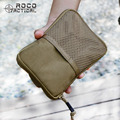 ROCOTACTICAL EDC Outdoor Sports Waist Bags Army Fan Tactical Pocket Organizer Runn Bags For Iphone 6 Plus Sumsang Note 2 3 4