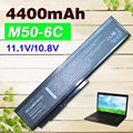 4400mAh Laptop Battery for ASUS  A32-M50 A32-N61 A32-X64 A33-M50 L062066 L072051 L0790C6 G50 G50E G50G G50T G50V G50VT G51 N53SV
