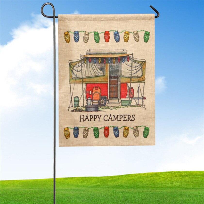 Heißer Garten Fahnen Dekorationen 1 Stück 12x18 Zoll Benutzerdefinierte Mutter Der Tag Wetterfeste Dekoration Garten Flag Home Dekoration Flagge 25 Reinweiß Und LichtdurchläSsig Wohnkultur