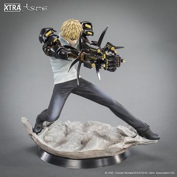 Figura de Genos 15 cm One Punch Man One Punch Man