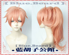 FGO Fate/Grand Order Romani Archaman Dr. Roman Doctor Cosplay Wig
