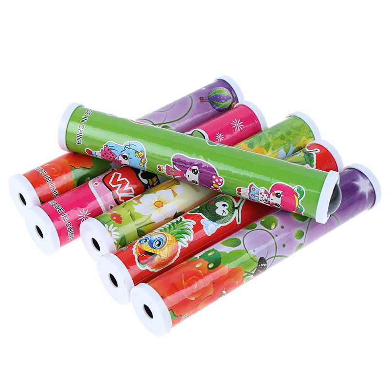 1PCS Magic Kaleidoscopes Colorful World Best Children Gift Children Best Toys Educational Toys Random Color image