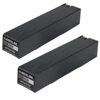 980 XL 980XL Ink Cartridges Replacement For HP980 HP980XL Officejet Enterprise Color X555dn X555xh X585dn X585f X585z