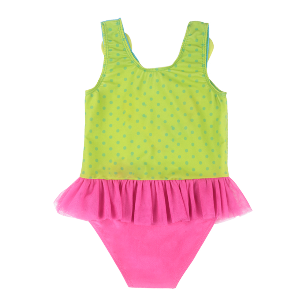 Fashional Cute The Frog Prince Age 3-10 Baby Girls Cotton Knit - Carnavalskostuums - Foto 2