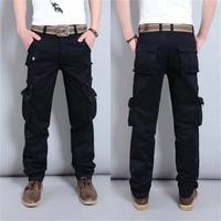 3 Farben Freien Männliche Hosen Regelmäßige Anliegende Gerade Stil Fashion Cargo Pants Men Working Capris MG93