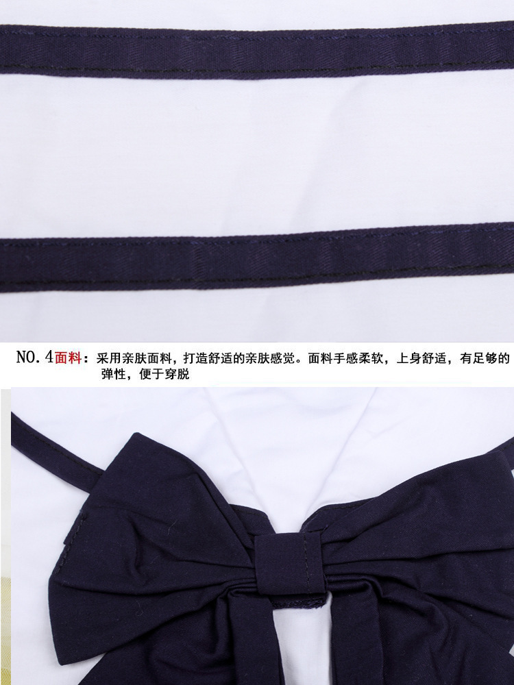 dfc6ad28b7945 2015 new summer style girls cute navy bow 100% full cotton princess ...