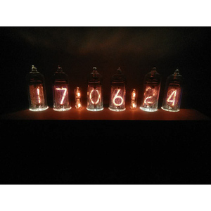 Image 5 - DIY without tube former Soviet Union IN 14 glow clock electronic tube clock circuit board