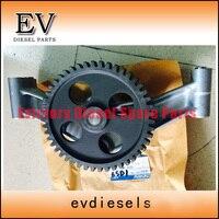 For Isuzu engine rebuild 6SD1 6SD1T 6SD1 TC oil pump made in Japan