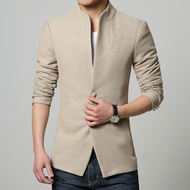 2017 Sale Costume Homme Measure Men Suit Jackets Single-breasted High Quality Coat  Blazers  3