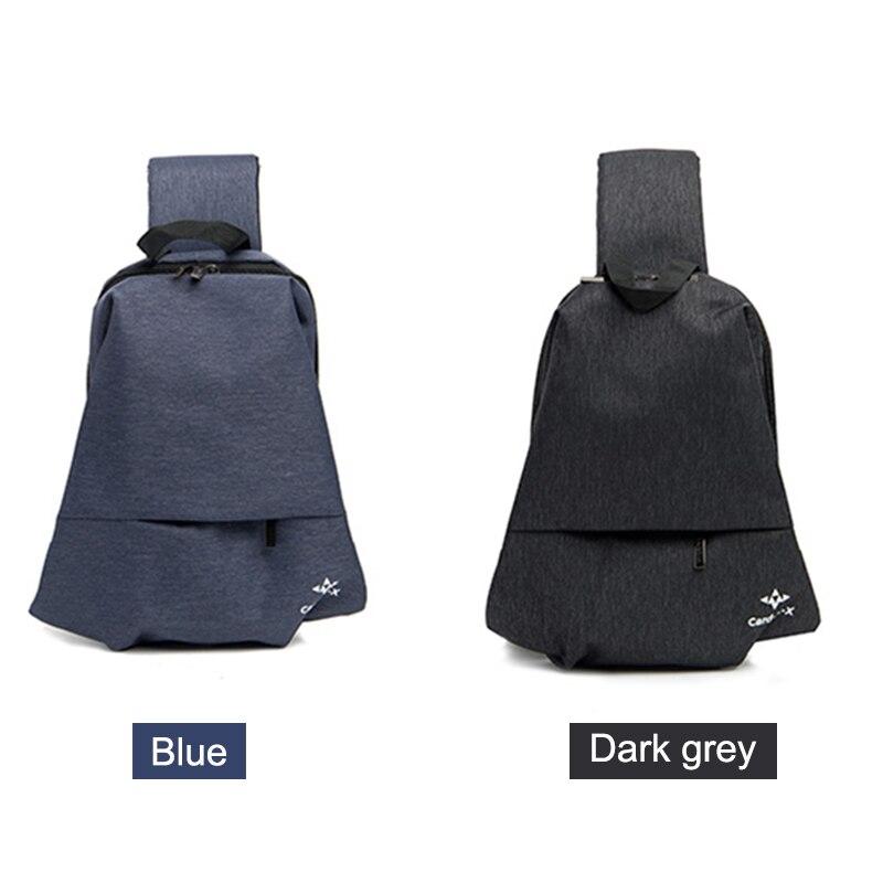 Männer Schulter Crossbody Tasche Brust Taschen Casual Oxford Fashion Durable Reisen Handtasche Fa $1 In Vielen Stilen
