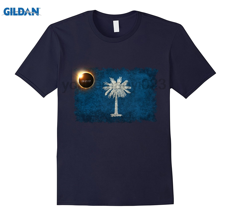 GILDAN South Carolina Solar Eclipse 2017 T-Shirt