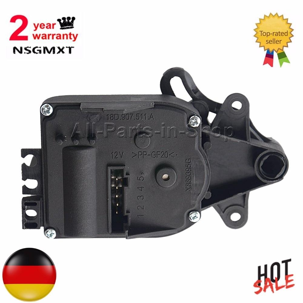 AP01 A/C Servo Motor de Controle para A3 A4 TT Roadste OE # 1J1907511A, 1J1 907 511 UM, 180907511A, 180 907 511 A, X889395G