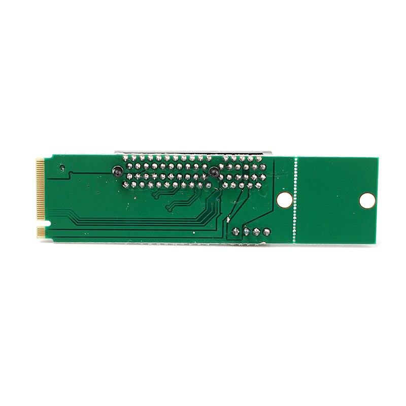 NEW Sale High speed PCI-E 1X / 4x Card to NGFF M.2 M Key PCI-E Slot Adapter