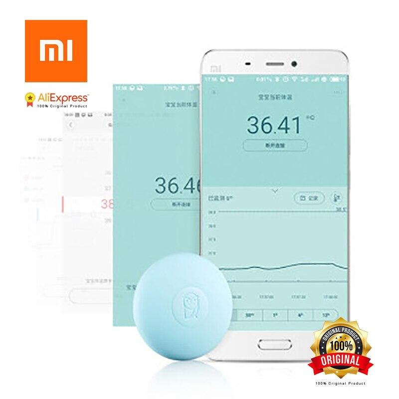 Xiaomi Miaomiaoce Digitale Baby Thermometer Smart Fieberthermometer Accrate Messung Konstante Monitor Hoch Temprature Alarm