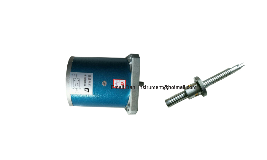 High quality 110TDY115 synchronous motor  with gear for web guide high quality