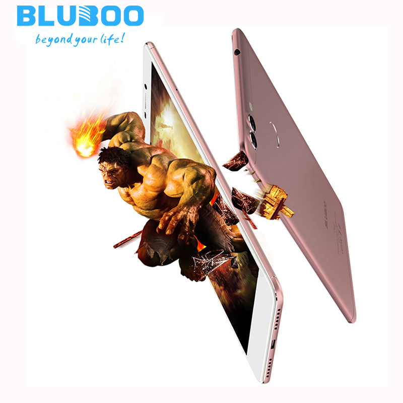 Bluboo Dual Dual Camera MTK6737T Mobile Phone Quad Core Android 6 0 Cell Phones 2G RAM