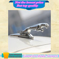 Ja9uar F-PACE XE XF XJ XKR S/XFR XK F-TYPE XJR XJL Marca simbolizan soporte Del Gato Logo Primavera Capucha Head Badge Emblema Divisa Del Coche Stick