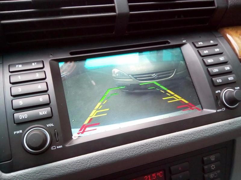 E39 E53 CAR DVD ANDROID 1 DIN CAR GPS BMW (3)
