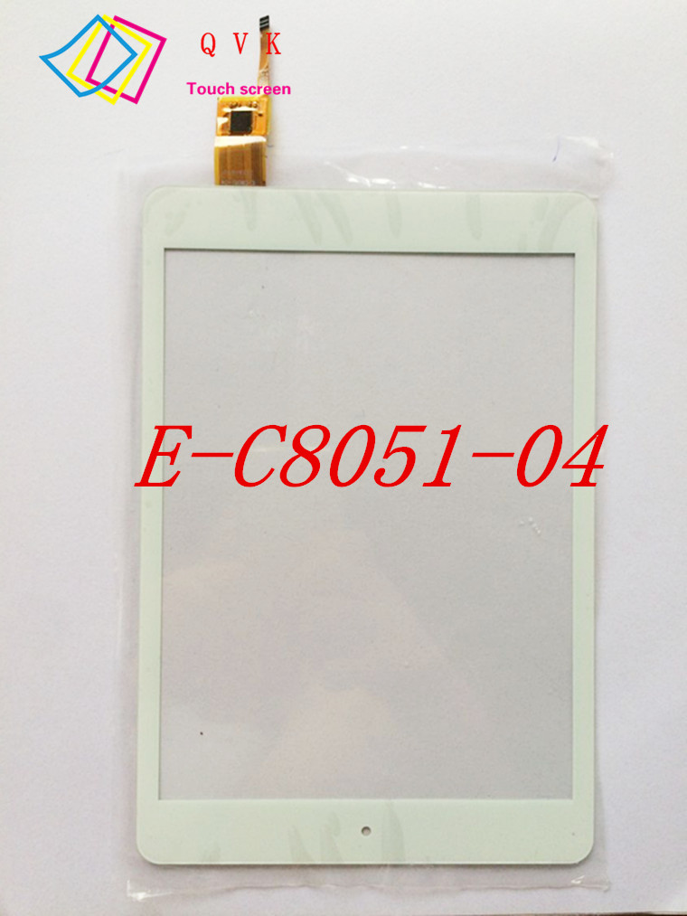 5pcs 7.85 inch P/N E-C8051-04 704-08051-03 QSD-80850-0F Tablet PC touch screen tablet panel Glass Replacement sensor new 8 tablet pc digitizer touch screen panel replacement part qsd e c8034 01 free shipping 7 inch qsd 702 70185 01