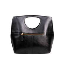 Maihui women leather handbags high quality shoulder bag designer ladies national cowhide real genuine leather carving  tote bag