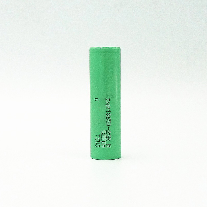 18650 25R Battery For Samsung 18650 25R INR1865025R 20A Discharge Lithium Batteries, 2500mAh Electronic Cigarette Power Battery