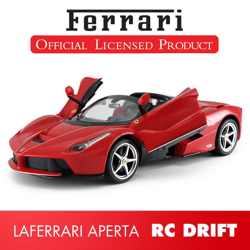 New Rastar Ferrari Rc Car Drift 1 14 Laferrari Remote Control Toys Radio