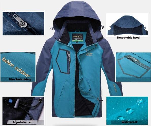 men outdoor waterproof