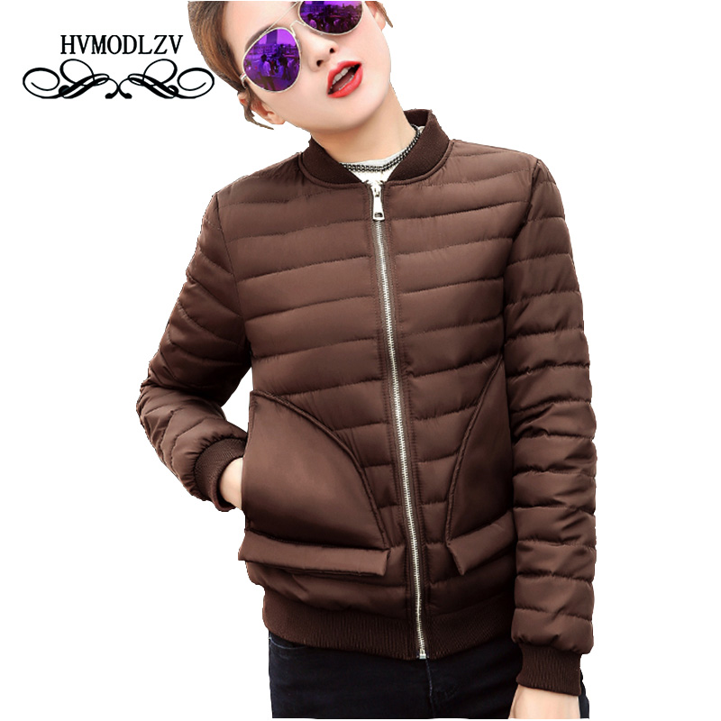 Winter Women Cotton Jacket 2017 New Fashion Jaqueta Feminina Inverno Large size Comfortable Warm Female Short