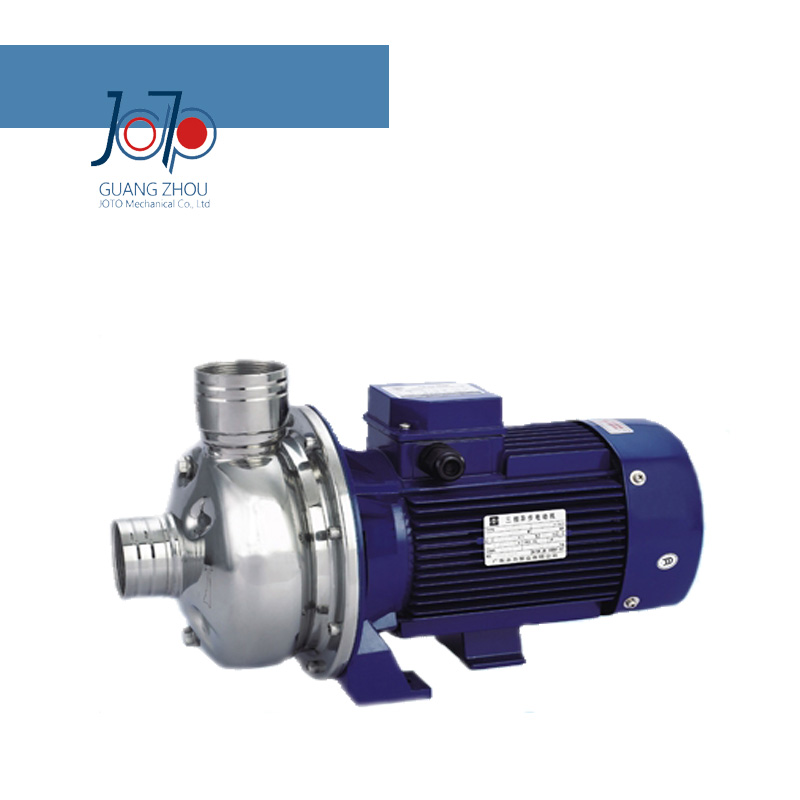 WB400/185 380V 50Hz Three Phase High Quality Electronic Sanitary Pump Stainless Steel Centrifugal Water Pump Washer Pump