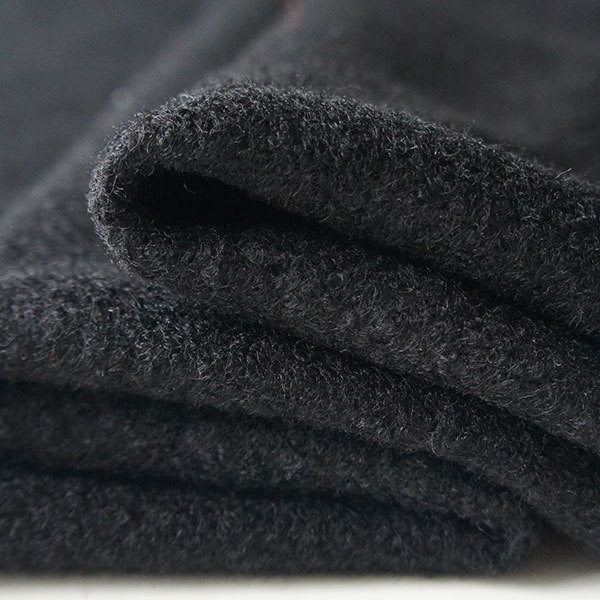 Free shipping American style black wool fabric for winter coat thick woolen fabric tissue tela tejido for sewing SP051Free shipping American style black wool fabric for winter coat thick woolen fabric tissue tela tejido for sewing SP051