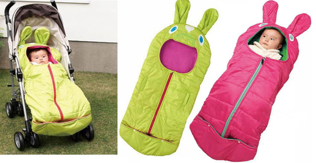 0-36M  Cart  sleeping bag baby autumn and winter sleeping bag child anti tipi baby sleeping bag thick ,Free shipping