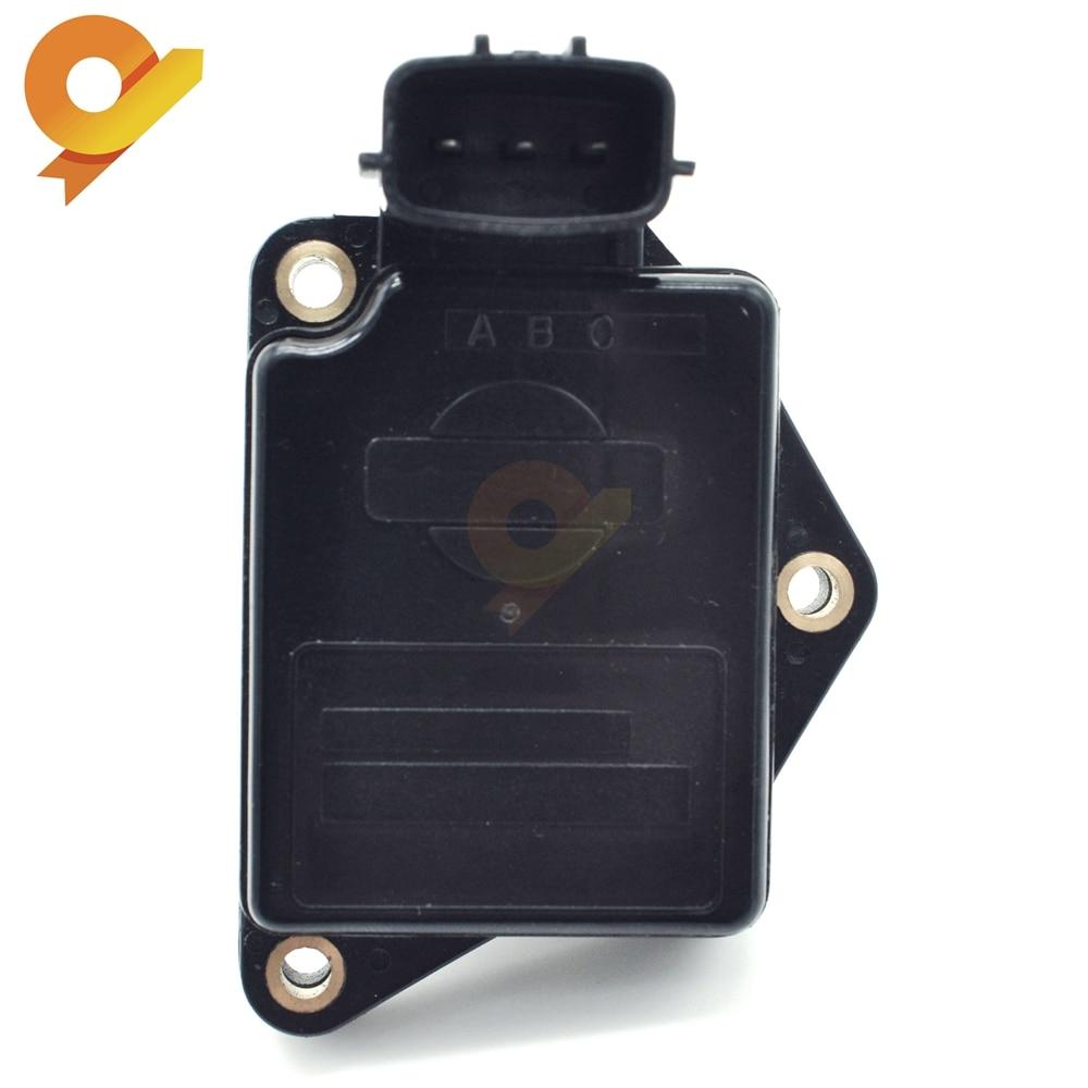Mass Air Flow Sensor MAF For Nissan D21 Sentra 100NX B13 Primera P10 W10 Sunny 3 III 1.4 1.6 2.0 AFH45M-46 AFH45M46