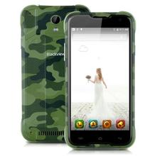 "Oryginalny BLACKVIEW BV5000 5.0 ""MTK6735P HD Quad Core Android 5.1 8MP GPS 4 Г LTE FDD 2 ГБ RAM 16 ГБ ROM Wodoodporny Русский"