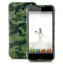 "Oryginalny BLACKVIEW BV5000 5.0 ""MTK6735P HD Quad Core Android 5.1 GPS 4G LTE FDD 8MP 2 GB RAM 16 GB ROM Wodoodporny Russian"