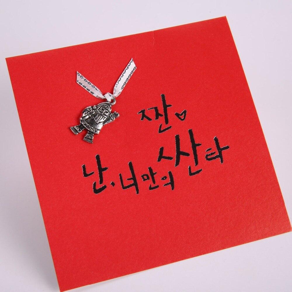 24pcslot Chirstmas Cards Handmade Greeting Card Happy New Year