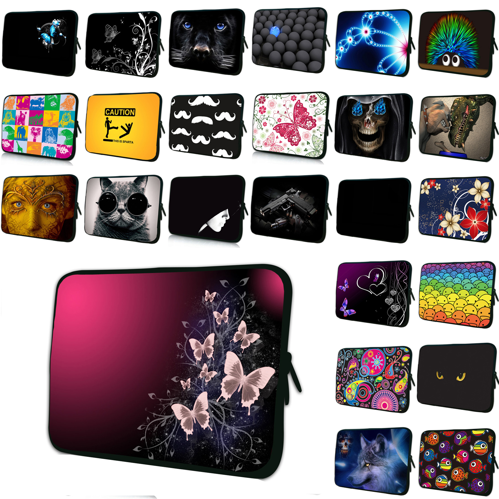 Notebook Komputer Tas Untuk Wanita 15 Neoprene Laptop Bag 15 6 15 4 15 3 inch Ultra Slim Shell Tas Kasus Untuk Chuwi LapBook 15 6