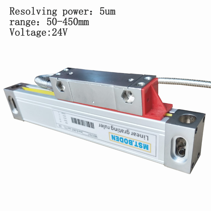 PLC industrial control automatic positioning grating ruler linear optical ruler output signal high level low level compatiblePLC industrial control automatic positioning grating ruler linear optical ruler output signal high level low level compatible