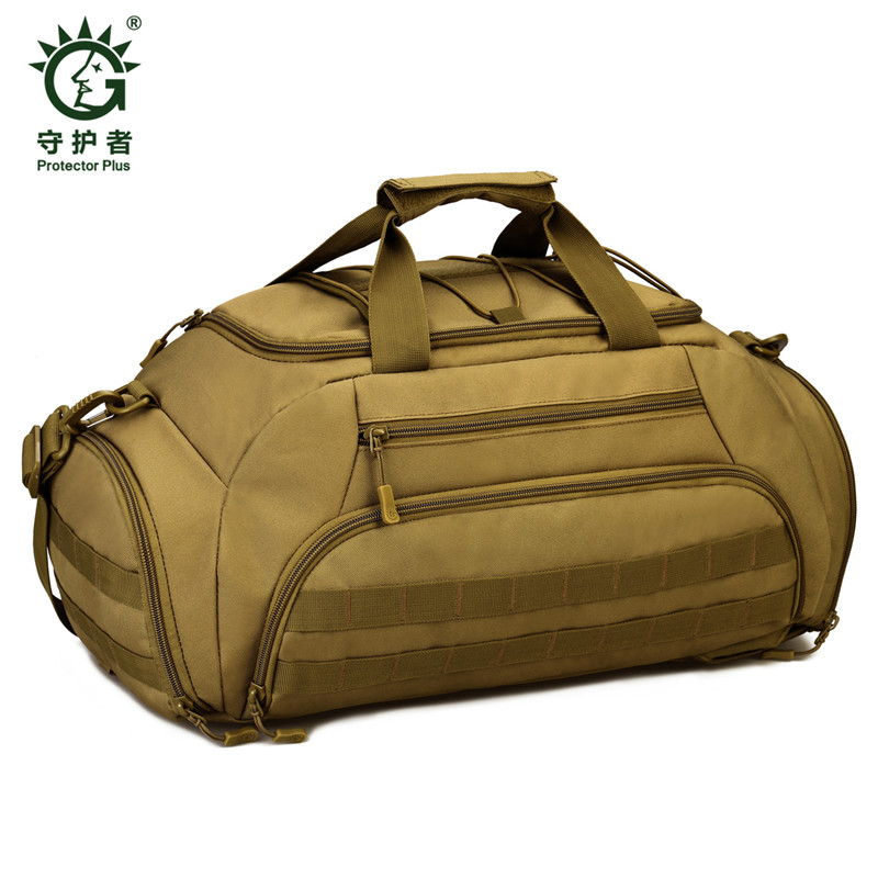 Hot 35 liters best backpack travel bag Army Camouflage Multi-purpose Casual 35L Travel Backpack Shoe Store Receives Bag